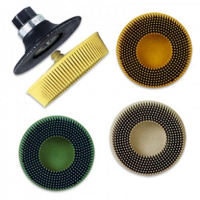 3M™ 07529 круг Scotch-Brite™ Roloc™ Bristle RD-ZB (75 мм)